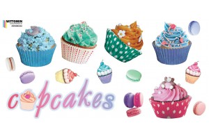 Cupcakes and Macaroons